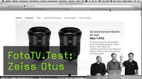 FotoTV.Test: Zeiss Otus