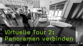 Virtuelle Tour 2: Panoramen verbinden