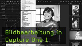 Bildbearbeitung in Capture One 1