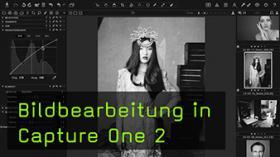 Bildbearbeitung in Capture One 2
