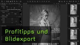 Profitipps und Bildexport