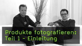 Produktfotografie für Webshops