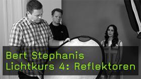Bert Stephanis Lichtkurs 4: Reflektoren
