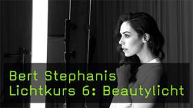 Bert Stephanis Lichtkurs 6: Beautylicht