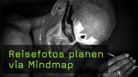 Reisefotos planen via Mindmap