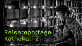 Reisereportage Kathakali 2