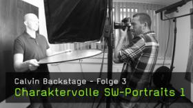 charaktervolle SW-Portraits fotografieren