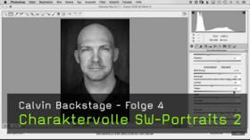 charaktervolle SW-Portraits in Photoshop erstellen