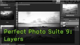 Perfect Photo Suite 9: Layers