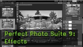 Perfect Photo Suite 9: Effects