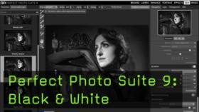Perfect Photo Suite 9: B&W Schwarz Weiss