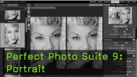 Perfect Photo Suite 9: Portraitretusche