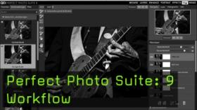 Perfect Photo Suite 9: Workflow