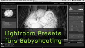 Lightroom Presets fürs Babyshooting