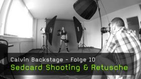 Sedcard Shooting & Retusche