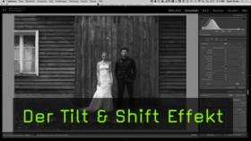 Der Tilt & Shift Effekt
