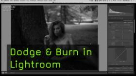 Dodge & Burn in Lightroom