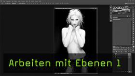 Ebenen in Photoshop