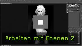 Ebenen in Photoshop