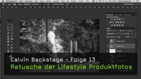 Retusche von Lifestyle Produktfotos
