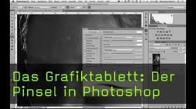 Photoshop mit Grafiktablett nutzen