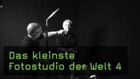 Rembrandtlicht im Heimstudio nachstellen