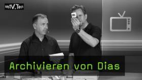 FotoTV. Sendung über Dia-Archivierung
