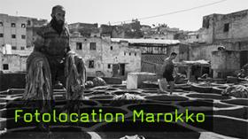 Fotolocation Marokko