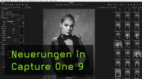 Neuen Funktionen in Capture One 9