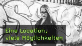 Motive und Möglichkeiten an einer Fotolocation