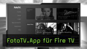 FotoTV über Fire TV sehen