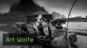 Wildlife- und Landschaftsfotograf Art Wolfe