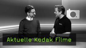 Filmsortiment von Kodak