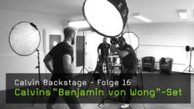 Calvin Hollywoods Benjamin von Wong Lichtsetting