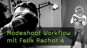 Shooting Mode- und Fashionfotografie