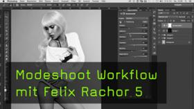 Photoshop Bronzing Fashionfotografie