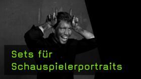 Portraits von Schauspielern fotografieren