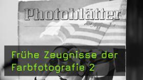 Farbfotografie nach 1945