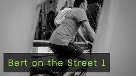 Bert on the Street 1