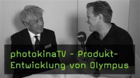 Olympus im photokinaTV Interview