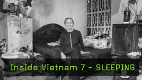 Inside Vietnam Sleeping