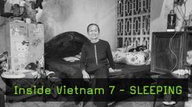 Inside Vietnam Sleeping