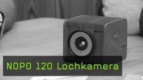 NOPO 120 Lochkamera