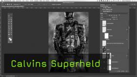 Kinoposter in Photoshop erstellen