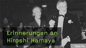Renate Gruber im Interview über Hiroshi Hamaya