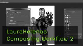 Composing Workflow von Laura Helena, Iron Man 2