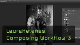 Composing Workflow von Laura Helena, Iron Man 3