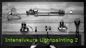 Equipment Light Painting
