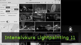 Locations für Lightpainting