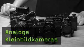 Analoge Kleinbildkameras